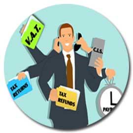Pembrokeshire accountancy services - VAT - CIS- TAX Returns - Tax Refunds
