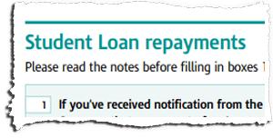 Tax Return Page TR5 Snippet