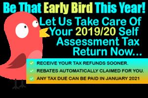 Self Assessment Tax Return Online